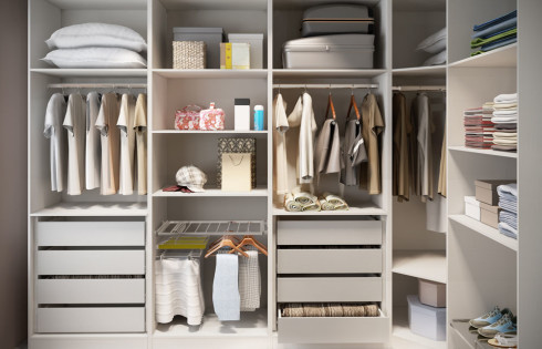 Storage Solutions: How To Make The Most Out Of Your Closet