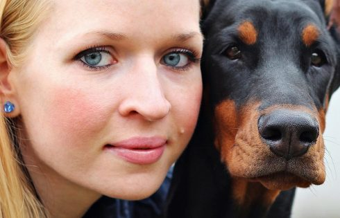 Why It's Healthy for Women to Own Pets